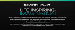 Wrap Up of Sharp Electronics at CES 2015